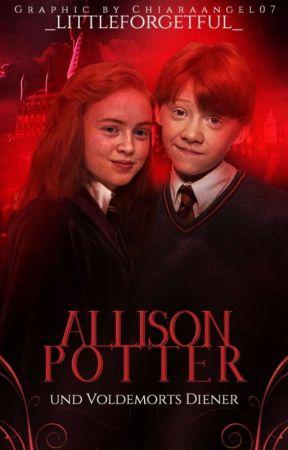 Allison & Harry Potter und der Stein der Weisen Kapitel 3