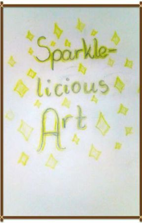 Sparklelicious Art (OC and Comic Version). by SparklyGirl1