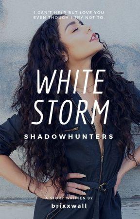 Whitestorm || Alec Lightwood by gabriellealiza