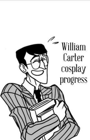 Don't Starve - William Carter progress by Nightmaw