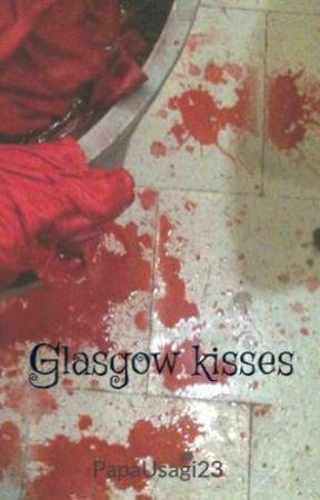 Glasgow kisses by PapaUsagi23