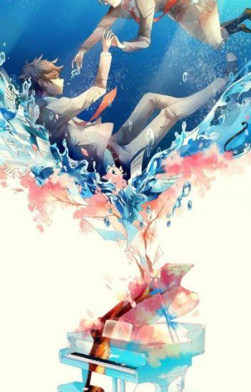 Your Lie In April Kaori Miyazono S Letter 𝒜𝓊𝓇𝒶𝓁𝒾𝒾 Wattpad