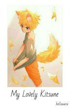 My Lovely Kitsune ◾ Sasunaru Gaanaru by hellooaara