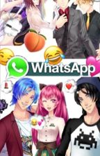 Sweet Amoris: Die Chats auf Whatsapp  by Lunaberrypie