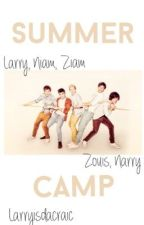 Summer Camp- Larry/ Niam/ Ziam/ Zouis/ Narry by larryisdacraic