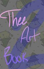  Thee Art Book 2  by _Zebee_