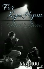 For Kyu Hyun by ohmytensionfly