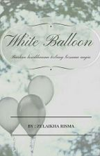White Balloon by zulaikharisma