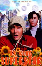 Ex Kong Superstar (BoyxBoy) by jwayland