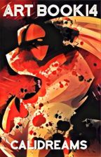 Art book|4 [June 2017-?] by calidreams-