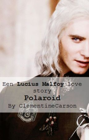 Lucius Malfoy ~ Polaroid by ClementineCarson