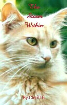 The storm within~ A Warrior cat fanfiction  by Cleril16