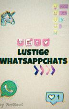 Lustige WhatsApp Chats by _FireBlood_