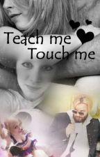 Teach me, touch me - Student x Teacher Fanfiction - Gronkh x Pandorya #Panik by Lunes-png