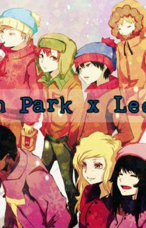 South Park x Lectora by CrazyLadyMonochrome