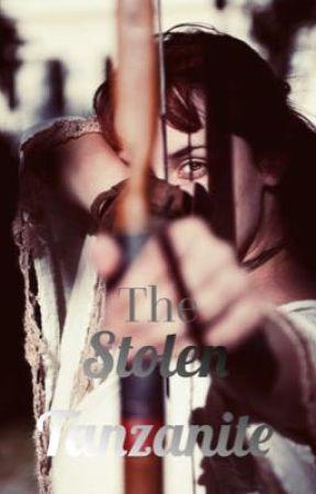 The stolen tanzanite by Hkhalled