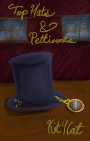 Top Hats & Petticoats by Kit4Cat