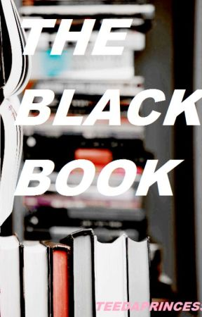 The Black Book by teedaprincess