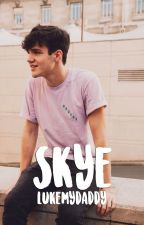 Skye | Aaron Carpenter by lukemyboyfriend