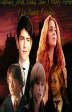 """""""Cepheus, Aries, Eddie, Sam Y Harry Potter Y La Piedra Filosofal""""(Leído En 1977) by PotterGothJackson"""