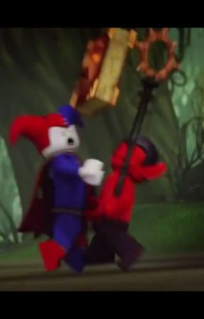 ~A Jester For An Apprentice~Nexo Knights Monstrox Oneshoots!! by TheTotallyFakeAbbey