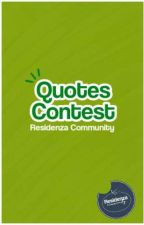Quotes Contest (Closed) by ResidenzaCommunity