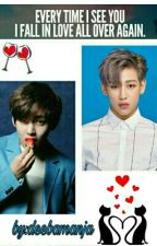 EVERYTIME I SEE YOU, I FALL IN LOVE ALL OVER AGAIN (TAEHYUNG/BAMBAM) by deebamanja