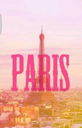 The boy I found in Paris by lovesam96