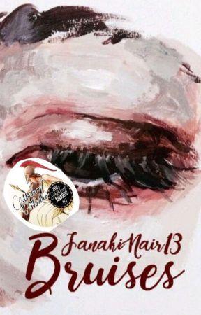 Bruises ✓ by JanakiNair13