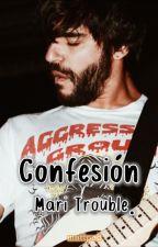 Confesión  | José Salazar. by MariTrouble
