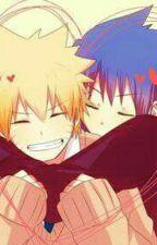 (Sasunaru ) Em Là Thần Hộ Mệnh Của Tôi, Uzumaki Naruto by Mio_Hatsune