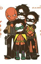 Batfamily X Child Reader by Dax_The_Knight
