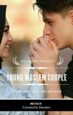 Young Moslem Couple by CarameliaMendes