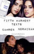 Fifth Harmony Texts (Camren) (Norminah) by SatanIsMyHomie