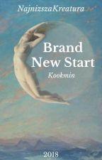 Brand New Start ✗ kookmin by najnizszakreatura