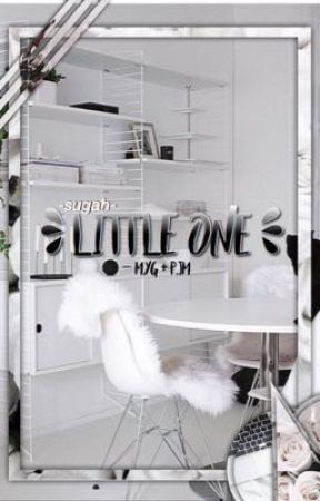Little one || yoonmin fanfic  by -sugah-
