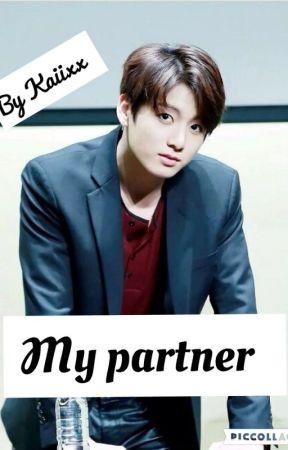 My Partner(Jeon Jungkook fan fiction) by LucyHeartFillia043