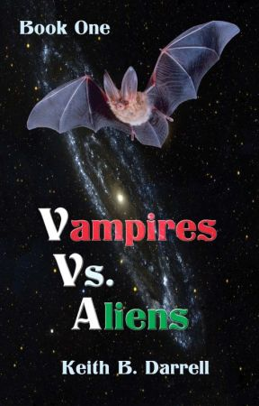 Vampires vs. Aliens by KeithBDarrell