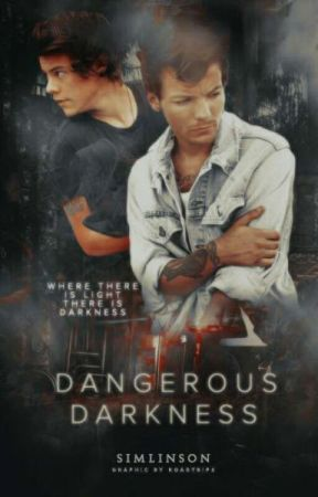 Dangerous Darkness    Larry Stylinson by Louinghaz