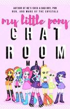 My Little Pony Chatroom by XGirlPlaysMinecraftX