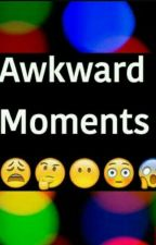 That Awkward moment by Chandini_09