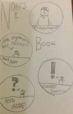 My Art Book Of Cringness by MythologyLord9