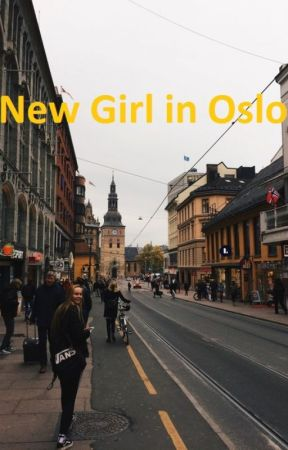 New Girl in Oslo by Wlazelko