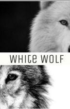 White wolf by fallenbadangel