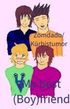My best (Boy)friend (Zomdado/ Kürbistumor) by Monster_Mali