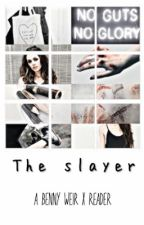 The Slayer | b.w.  by Teen-Rose