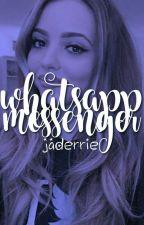 WhatsApp Messenger × Jadesy by jaderrie