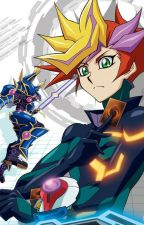 Hostage PlaymakerxReader (Yu-Gi-Oh Vrains) by Tsukiko05