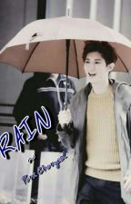 ~Rain~ \ Park Chanyeol by AzraDeveli