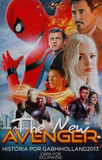 The New Avenger || Spider-Man #Wattys2019